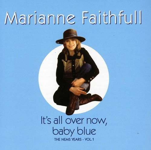 Marianne Faithfull It's All Over Now Baby Import