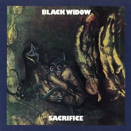 Black Widow Sacrifice Import Eu