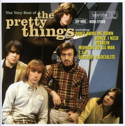 Pretty Things Very Best Of Import Eu
