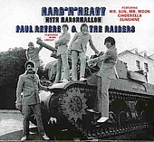 Paul & The Raiders Revere Hard 'n Heavy