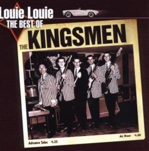 Kingsmen Louie Louie Import Eu