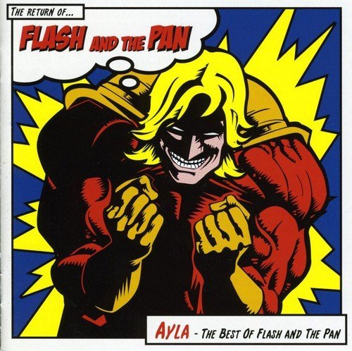 Flash & The Pan Ayla The Best Of Flash Import Eu