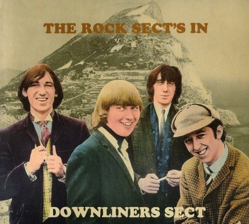 Downliners Sect Rock Sect's In Import Eu