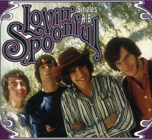 Lovin' Spoonful Singles A's & B's Import Eu Digipak 2 CD Set