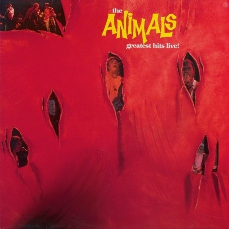 Animals Greatest Hits Live Import Eu