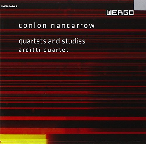 C. Nancarrow String Quartets & Studies Arditti String Quartet