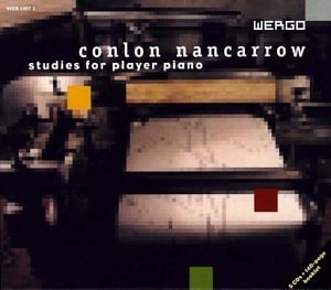 C. Nancarrow Studies For Player Piano Vol. 5 CD