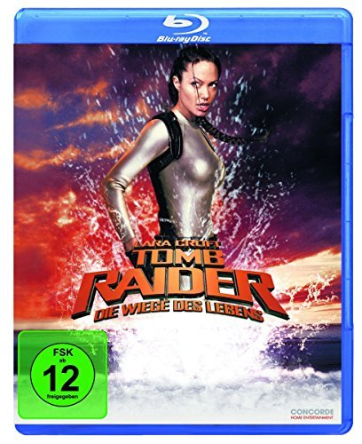 Tomb Raider Cradle Of Life (bl Jolie Angelina Import Eu Blu Ray