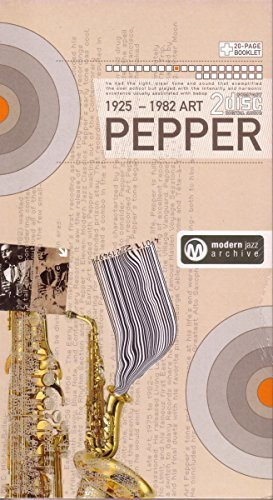 Art Pepper I Want To Be Happy Import Eu 2 CD