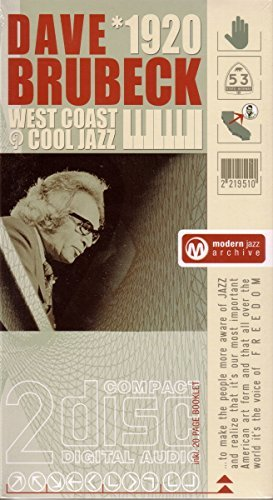 Dave Brubeck For All We Know Import Eu 2 CD