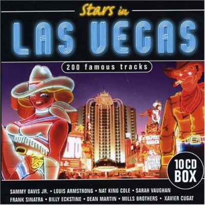 Stars In Las Vegas Stars In Las Vegas Import Eu 10 CD
