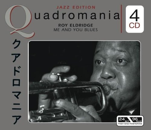 Roy Eldridge Quadromania Import Eu 4 CD Set