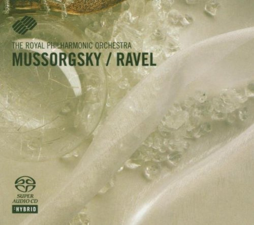 Mussorgsky Ravel Pictures At An Exhibition Daph Sacd Casadesus Rpo