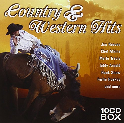 Country & Western Hits Country & Western Hits Import Eu 10 CD