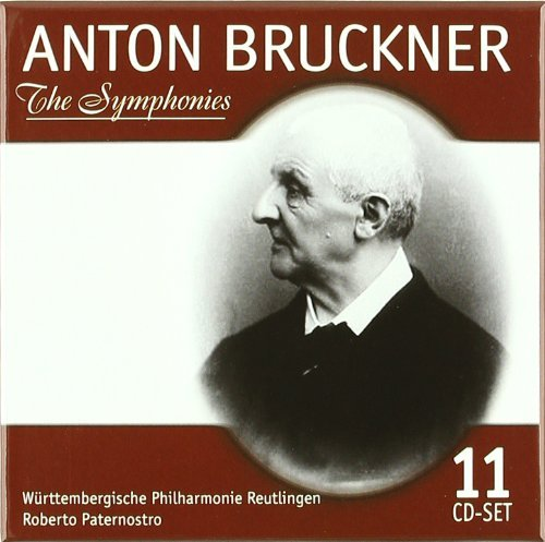 A. Bruckner Symphonies Import Eu 10 CD Set