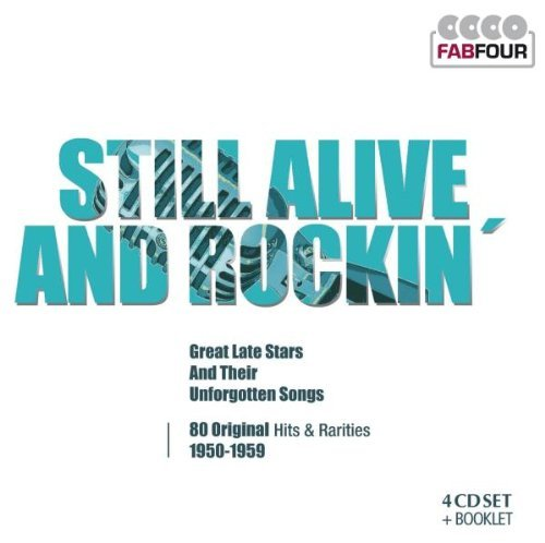 Still Alive & Rockin' Great La Still Alive & Rockin' Great La Import Eu 4 CD