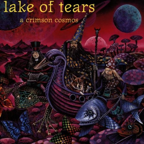 Lake Of Tears Crimson Cosmos