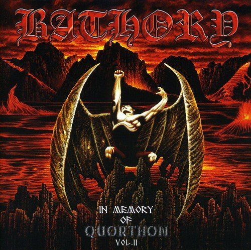 Bathory Vol. 2 In Memory Of Quorthon Import Gbr