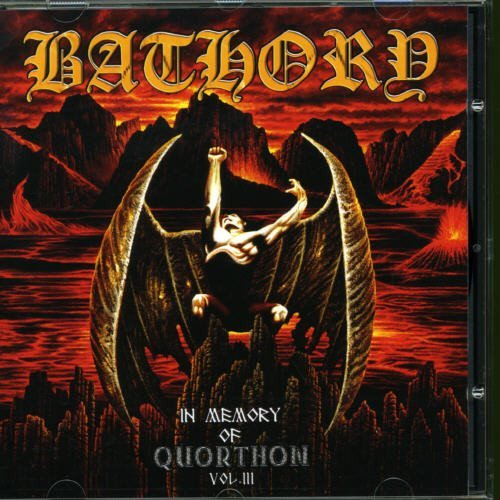 Bathory Vol. 3 In Memory Of Quorthon Import Gbr
