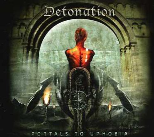 Detonation Portals To Uphobia Import Can Digipak