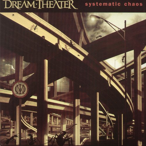 Dream Theater Systematic Chaos 2 X Lp
