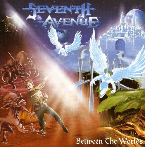 Seventh Avenue Between The Worlds Import Eu