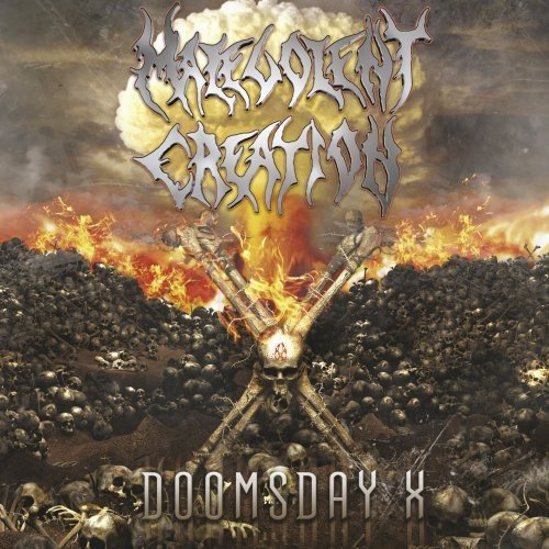 Malevolent Creation Doomsday X Import Gbr