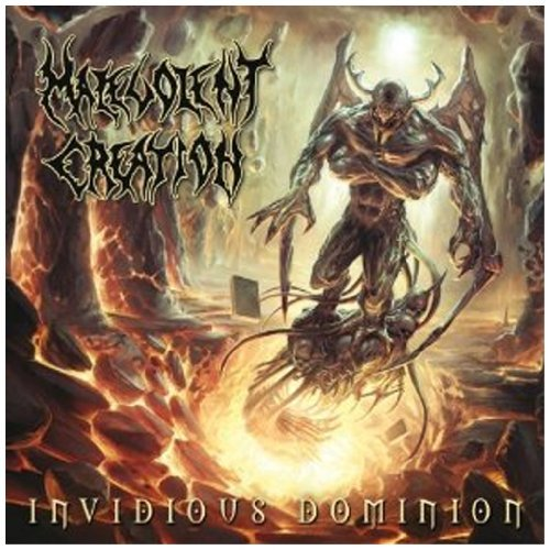 Malevolent Creation Invidious Dominion Import Gbr