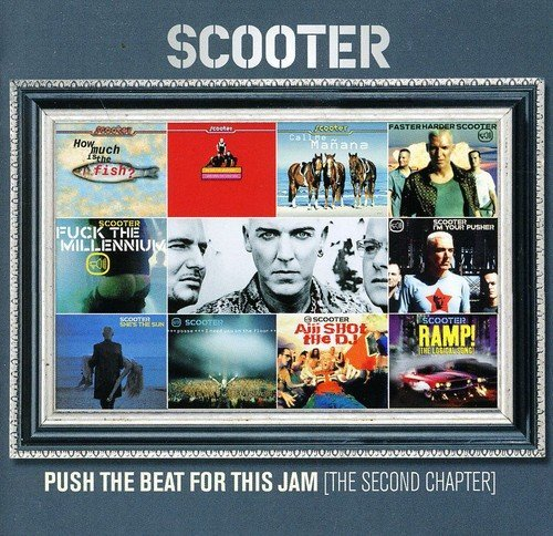 Scooter Push The Beat For This Jam Import Swe