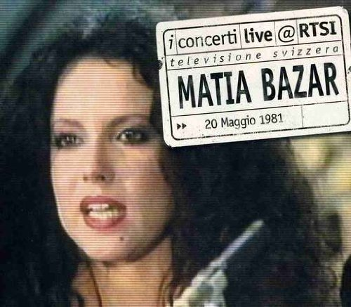 Matia Bazar Live At Rtsi