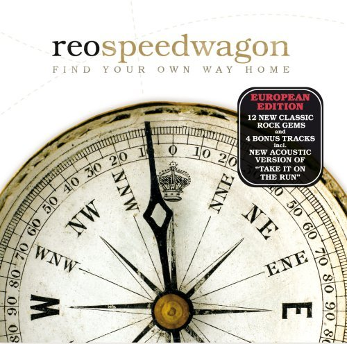 Reo Speedwagon Find Your Own Way Home Import Eu