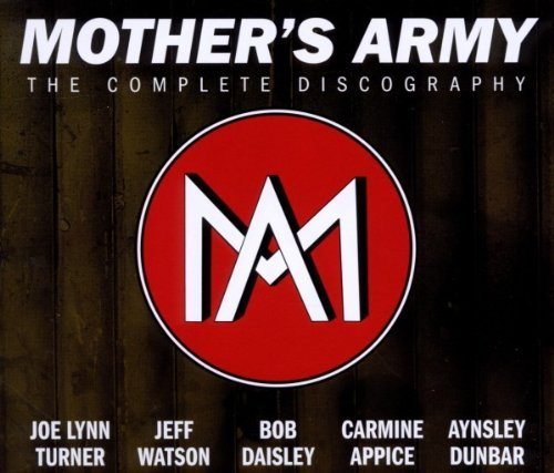 Mothers Army Complete Discograp Import Eu 3 CD Digipak