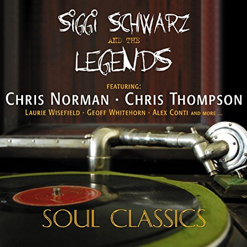 Siggi & The Legends Schwarz Soul Classics