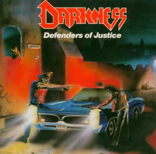 Darkness Defenders Of Justice