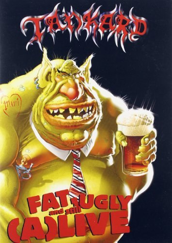 Tankard Fat Ugly & Still (a) Live Import Gbr 2 DVD Pal (0)