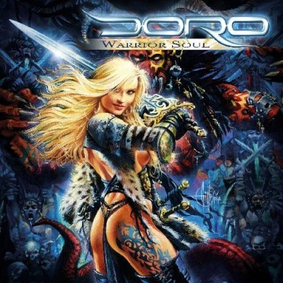 Doro Warrior Soul Import Eu Lmtd Ed. Digi Book