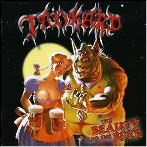 Tankard Beauty & The Beer