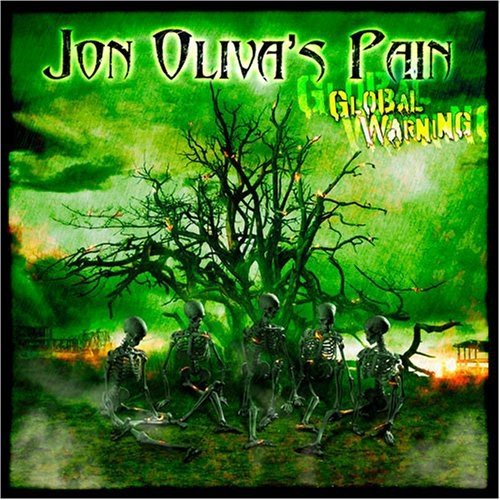 Jon Oliva's Pain Global Warning Import Gbr