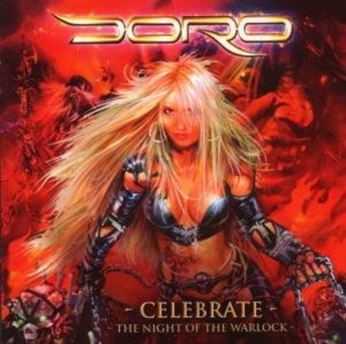 Doro Celbrate Night Of The Warlock Import Gbr Import Eu