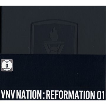 Vnv Nation Reformation 1 Import Gbr 2 CD Set Incl. Bonus DVD