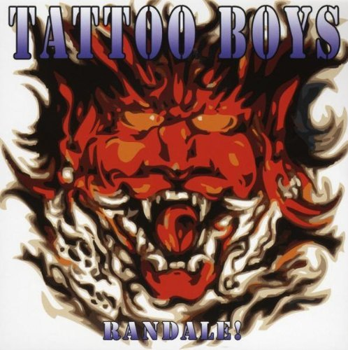 Tattoo Boys Randale