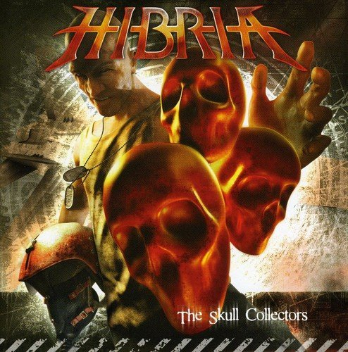 Hibria Skull Collectors Import Gbr
