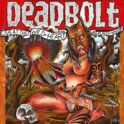 Deadbolt Live At The Wild At Heart (ber