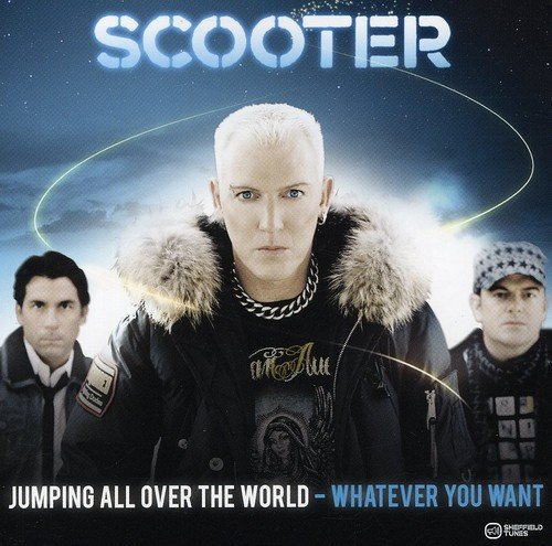 Scooter Jumping All Over The World Wha Import Eu Incl. Bonus Tracks