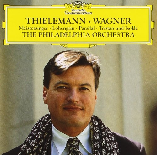 Christian Thielemann Conducts Wagner Thielemann Philadelphia Orch