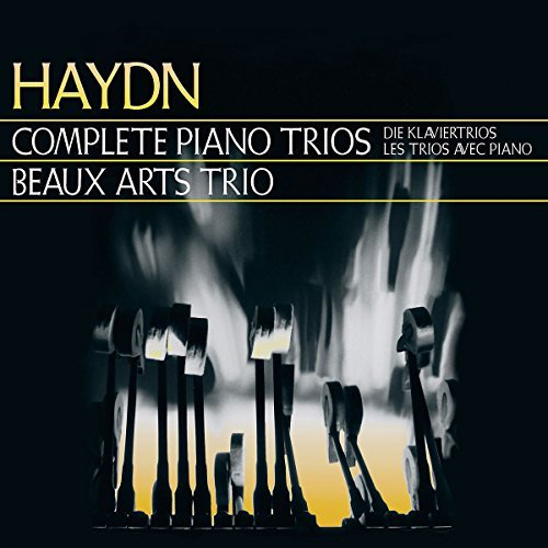 Beaux Arts Trio Complete Piano Trios 9 CD Beaux Arts Trio