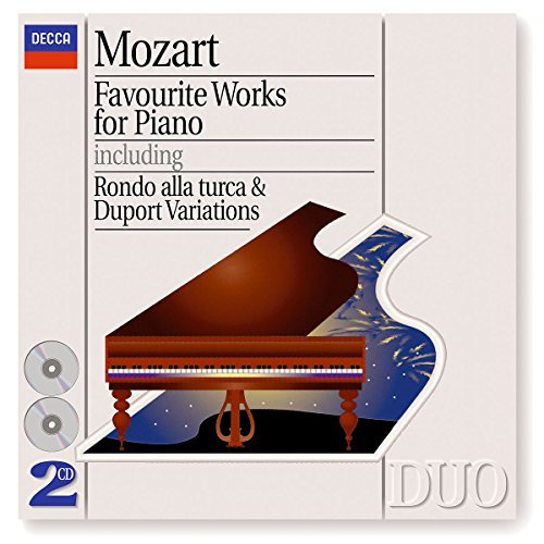 Alfred Brendel Favorite Works For Piano Brendel*alfred (pno) 2 CD