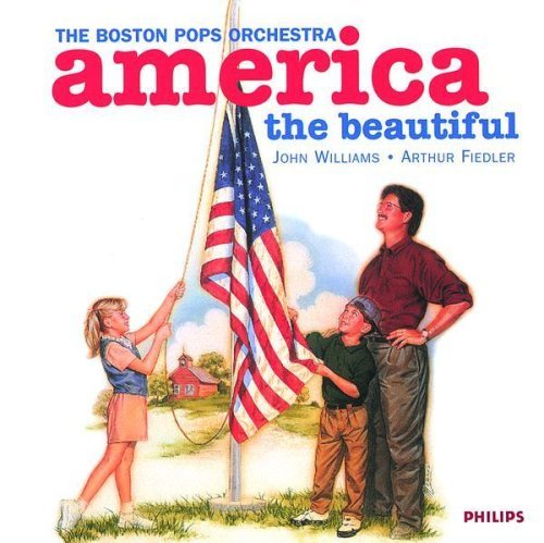 Williams Fiedler Boston Pops O America The Beautiful Williams & Fiedler Boston Pops