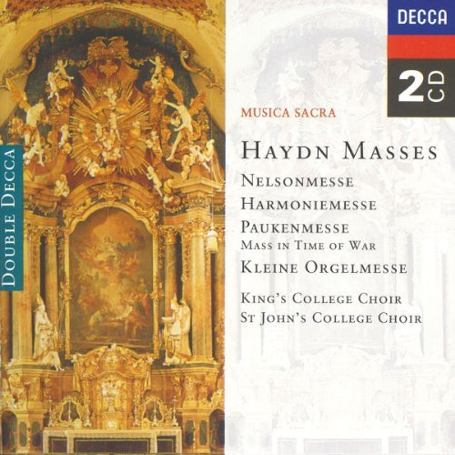 Masses Masses 2 CD Kings Choir