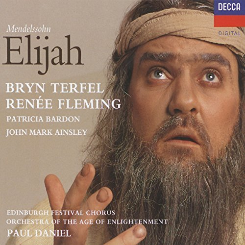 Fleming Terfel Daniel Orch. Of Elijah Terfel Fleming Bardon Ainsley Daniel Orch Age Of Enlightenme